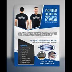 Broacher custom printing services