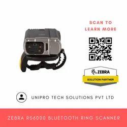 Zebra RS6000 Bluetooth Ring Scanner