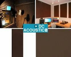 Brown Acoustic Panel