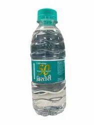 Bottles 250 ml Bisleri Mineral Water