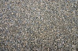 Pea Gravel, For Rain Water Harvesting