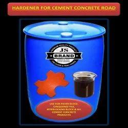 Hardener For Cement Concrete Road