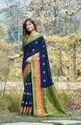 Sangam Prints Padmavati Vol 3 Cotton Handloom Fancy Saree Catalog