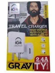 Ampere: 2.4 Mobile Travel Charger, U&I