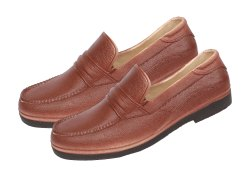 Formal And Casual Slip On Pvc Bond, Size: 7-9