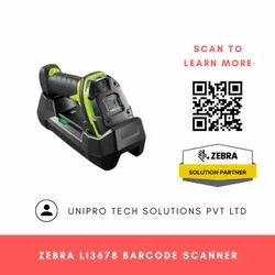 Zebra Ultra-Rugged Barcode Scanner