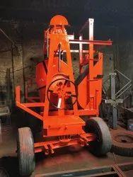 Lift Concrete Mixer Machine 45 Ft