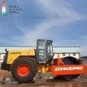 Used Dynapac Road Roller