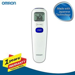 Omron Mc 720 Forehead Thermometer