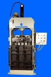Hydraulic Baling Press Machine For Pet Bottle