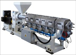 Automatic Plastic Extruder Machine