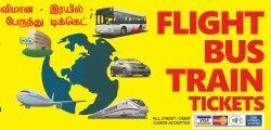 Round Trip Air Ticket Booking Services