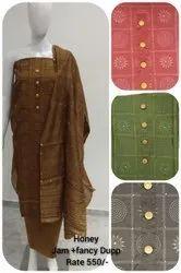Mishthi Suits Cotton Honey Jam Suit