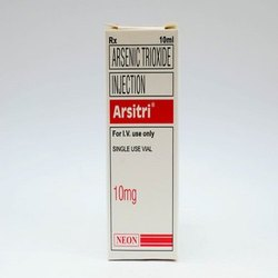 Arsitri  - Arsenic Trioxide 10 Mg Injection