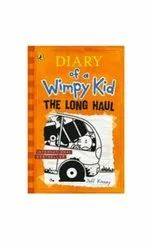 English Diary Of A Wimpy Kid The Long Haul Book
