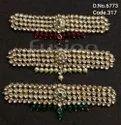 Fusion Arts Meenakari Kundan Choker Necklace Set
