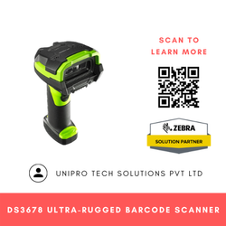DS3678 Ultra-Rugged Barcode Scanner