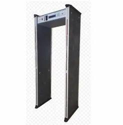Multi Zone Metal Detector
