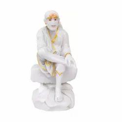 Marble Sai Baba Statue