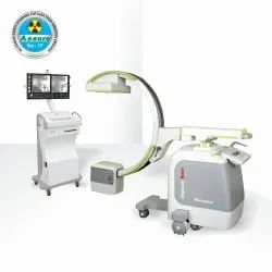 C- Arm With Flat Panel Detector - Digiscan Base