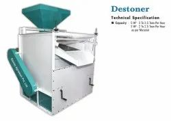 Stone Destoner Machine