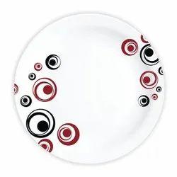 Melamine Buffet Plate