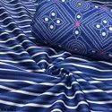 Modal satin prints fabric