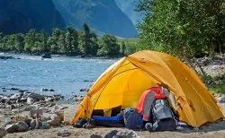Camping Tracking Service