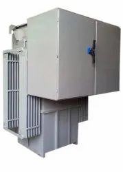 1000 KVA  Servo Controlled Voltage Stabilizer With Bypass Switch