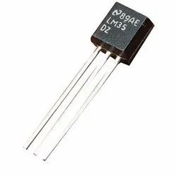 LM35 / LM35DZ Precision Temperature Sensor, For Industrial, 4 To 30v