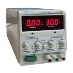 Calibration of DC Power Supply Under NABL