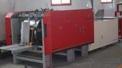 Sk Machines Paper Bag Bottom Folding Making Machine
