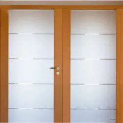 White Window Frosted Glass, Size/Dimension: 3 X 1 Feet