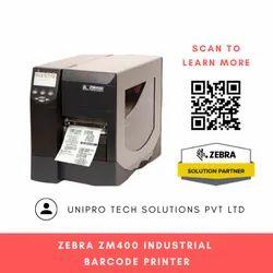 Zebra ZM400 Industrial Barcode Printer