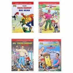 Hindi Kids Comic Book Set