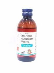 Codeine Phosphate and Chlorpheniramine Maleate