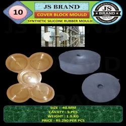 5 Cavity Synthetic Silicone Rubber Mold