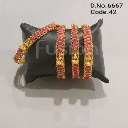 Traditional Temple Bangles