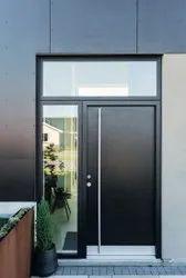 Hinged HMPS Steel Door, For Office