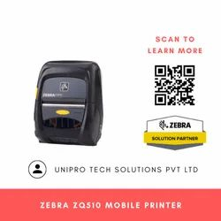 Zebra ZQ510 3 inch Rugged Mobile Printer