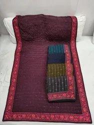 Border Silk Fancy Sarees