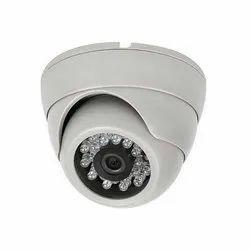 2mp Hd Dome Camera, Max. Camera Resolution: 1280 x 720, Camera Range: 10 to 15 m