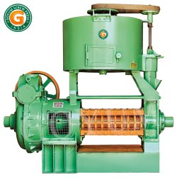 Earthnut Oil Pressing Machine