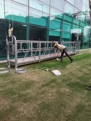 Construction Suspended Wire Rope Platform
