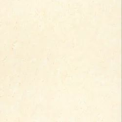 Gloss Polished Kajaria Double Charged Vitrified Floor Tile, 2x2 Feet, Thickness: 9mm