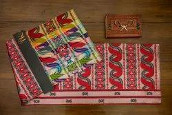 Burmese Fabric Design
