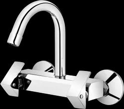 PLANTEX PRIME SINK MIXER WITH REGULAR SWINGING SPOUT(WALL MOUNTED), For Bathroom Fittings, Model Name/Number: PRI-314