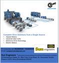 Complete Drive Solutions From A Single Source