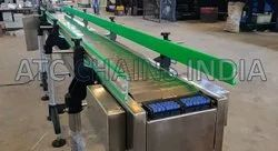 Miles Steel Belt Conveyor