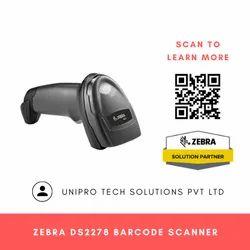 Zebra DS2278 Cordless Barcode Scanner